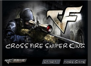 Cross Fire Sniper King