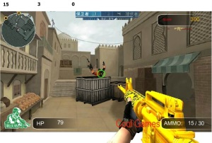 Golden Sniper Cf