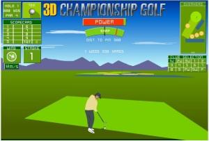 3D Golf Lite
