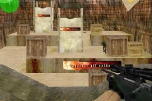 Anti Terrorist Sniper King games