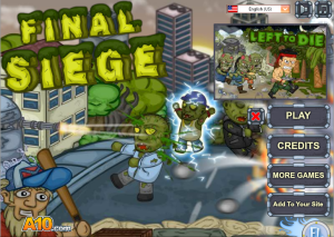 Final Siege Game