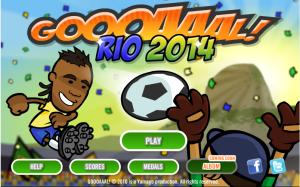 Goooaaal Rio 2014 GamePlay