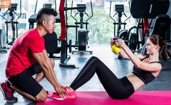 Phòng tập Gym nữ Cầu Giấy Times Fitness & Yoga